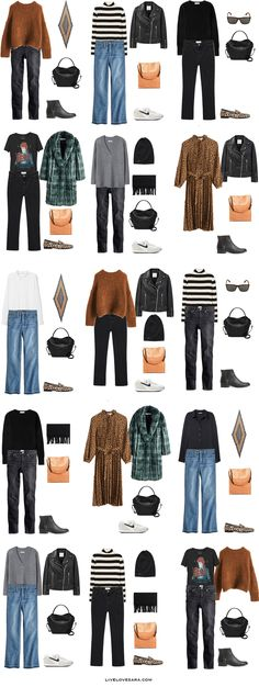 If you are wondering what to pack for a 10 day vacation to Riga, Latvia, you can see some ideas here. What to Pack for Riga Packing Light List | What to pack for Latvia | What to Pack for Autumn | Packing Light | Packing List | What to pack for the Europe | Travel Light | Travel Wardrobe | Travel Capsule | Capsule | Riga | Latvia | Europe