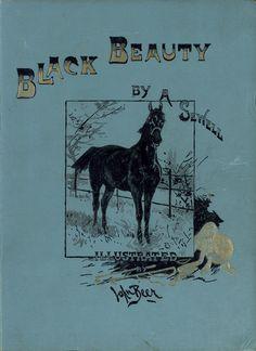 Black Beauty...Anna Sewell   1894