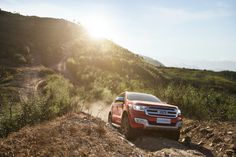 The All-New #Ford Everest is the perfect balance of rugged off-road and refined on-road capability.