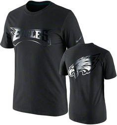 #Eagles #Nike Black on Black T-Shirt.