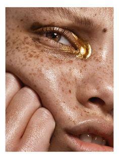 Golden girl. @thecoveteur
