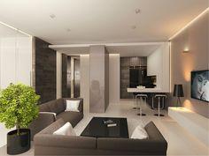 Contemporary Living Room Designs by Fedorova30