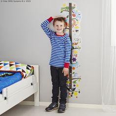 Mama, tata! Vidite koliko sam narastao! www.IKEA.hr/ROKNAS