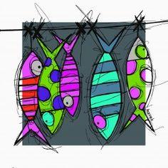 poissons de ligne marine b poisson pinterest. Black Bedroom Furniture Sets. Home Design Ideas