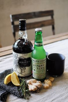 The Lifestyled Dark & Stormy Cocktail Recipe