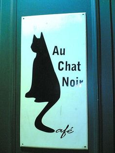 Looking for a bygone bohemian Paris? Try Au Chat Noir