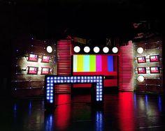 Marina Gadonneix's series 'Remote Control' documents empty television studios.