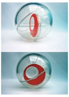 Gyrosphere. This toy was designed by Patrick Rylands in the 60's for the British company Trendon Toys. If you have one sample to sell, please CONTACT ME! (david mnt on pinterest)