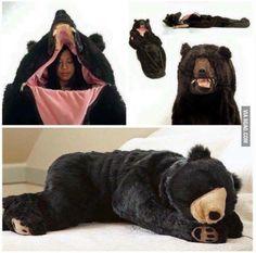 My next sleeping bag when I go camping. - 9GAG