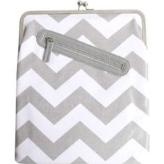 grey chevron ipad case! ...$35