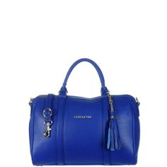Sac Lancaster bleu roi  Collection: Mademoiselle Ana Bucket Bag, My Style, Collection, Fashion, Purse, Bags, Moda, Fashion Styles, Fashion Illustrations