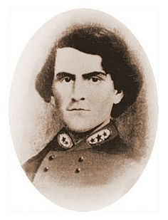 Confederate Brigadier General John Carpenter Carter died December 10th 1864 from wounds received at the Battle of Franklin.