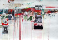 John MacCormac, UK artist, found via his commenting on Artsy Forager, love to see talented artists reading the blog!