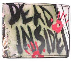 AMC Studios Walking Dead Innerlich tot Mehrfarbig Portemonnaie Geldbörse