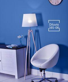 Con este color obtendrás un diluvio de tranquilidad y paz.