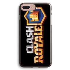 Clash Royale Apple iPhone 7 Plus Case Cover ISVG049