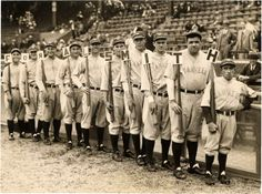 Babe Ruth & Lou Gehrig ~ Ruth and Gehrig New York Yankees Baseball, Ny Yankees, Giants Dodgers, Al Smith, Lou Gehrig, Field Of Dreams, Mlb Players, Babe Ruth, Winter Jackets