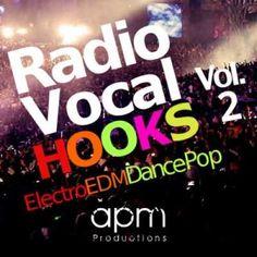 Radio Vocal Hooks Vol.2 WAV MAGNETRiXX Magesy.Club