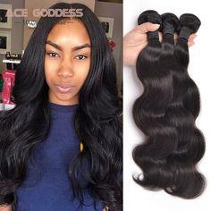 "Peruvian Virgin Hair Body Wave 3pcs,Peruvian Body Wave 8-30"" Remy Human Hair Weave Bundles Virgin Peruvian Hair No Shedding"