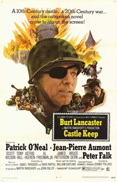 Castle Keep (1969) Burt Lancaster   The only true Nick Fury