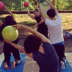 Pilates all'aperto Pilates, Sports, Pop Pilates, Hs Sports, Sport