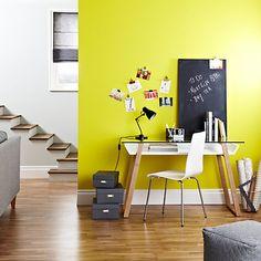 Buy House by John Lewis Airframe Desk Online at johnlewis.com