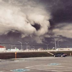 Moore, Oklahoma tornado from 19th & I-35 across from the Warren. 3-25-15.