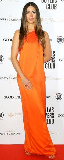 """Camila Alves attends the """"Dallas Buyers Club"""" Rome Premiere"""