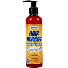 Snoe Hair Heroes Intense Conditioner Argan Oil 599 php Hair Conditioner, Argan Oil, Liquid Lipstick, Hair Care, Shampoo, Hair Rinse, Hair Care Tips, Hair Makeup, Hair Treatments