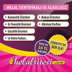 """www.helalsitesi.com sizin için özel mühendis kadrosuyla ürünlerin içeriklerine bakar ve sizler için sağlıklı, doğal, bitkisel ve helal içerikli ürünler sunar. Bu yüzden Helalsitesi.com Türkiye'de bir ilki başarmaktadır.  Helalsitesi.com """"Helal Alışveriş Adresiniz"""""""