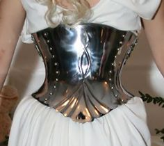 underbust Costume Armour, Heavy Rubber, Lace Tights, Corset Belt, Corsets, Playing Dress Up, Heavy Metal, Costumes, Play Dress