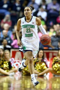 Hot photos of WNBA basketball star Kayla McBride in 2014