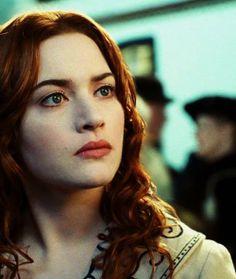 Rose of Titanic Kate Winslet Rms Titanic, Titanic Movie, Titanic Kate Winslet, Leo And Kate, Fair Skin, Leonardo Dicaprio, Hollywood Actresses, Portraits, Face