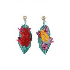 3 West End Road Collection from Bimba & Lola - My new earrings!