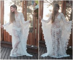 Honeymoon Dress Beach Dress Wedding Lingerie Tunic bridal