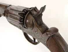 Walch also made a 12 shot .36 cal navy revolver... same double-stack concept