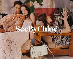 See By Chloe enlists a cast of fresh faces for its spring-summer 2018 campaign. Captured by Oliver Hadlee Pearch, models Julia Nicole Meyer, Nandy Nicodeme… Chloe Fashion, Fashion Shoot, Editorial Fashion, Adele, Nicole Meyer, Chloe Clothing, Terry Richardson, Fashion Advertising, Fresh Face