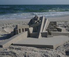 Calvin Seiberts Sandcastles