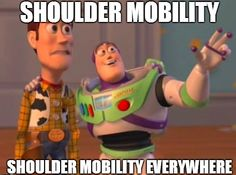 What are you doing for shoulder mobility this week? #mobilize #mobility #badassshoulderseverywhere https://mobilityondemand.squarespace.com/blog/
