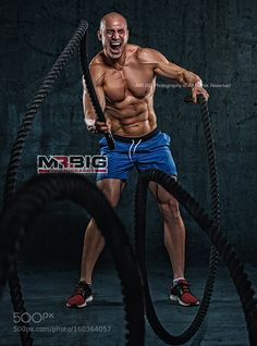 CrossFit Rope Workout by MrBIG