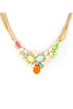 Madison Necklace in Madori on Emma Stine Limited