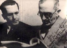 graciliano Ramos e Luiz Carlos Prestes