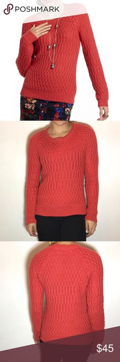 "Anthropologie Hamilton Cottage Pullover Anthropologie Hamilton Cottage Pullover Sweater. -By Sparrow.  -Length 23.25"" -Excellent condition!  NO Trades. Please make all offers through offer button. Anthropologie Sweaters"