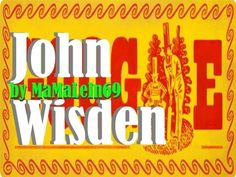 John Wisden - On September 05th 2013 there is a Google Doodle about John Wisden's 187th Birthday.