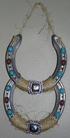 horseshoe crafts on pinterest horseshoes beaded