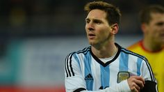 """TThere comes a time in every transcendent athlete's career that the conversation veers from """"is he great?"""" to """"is he the greatest?"""" We have long since ascertained that Barcelona and Argentina forward Lionel Messi is a great. So it follows that we can now ask the second question earnestly."""