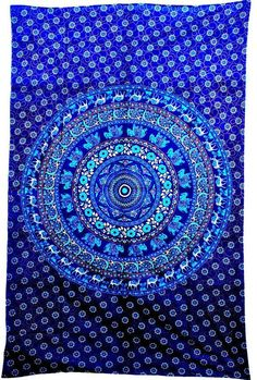 Mandala Indian Tapestry view more amazing Indian Tapestry