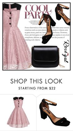"""""""Rosegal"""" by belma-cibric ❤ liked on Polyvore"""