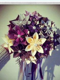 Paper flowers :)