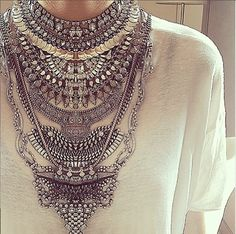Dylan Lex statement necklaces are everything. I need.